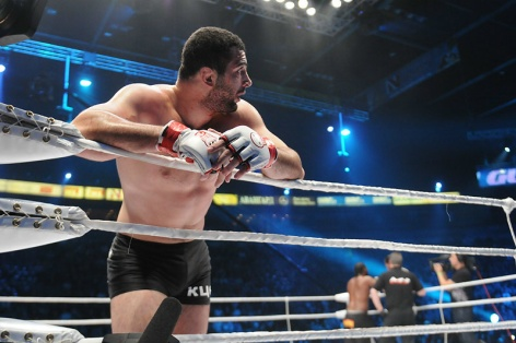 M-1 heavyweight Guram Gugenishvili
