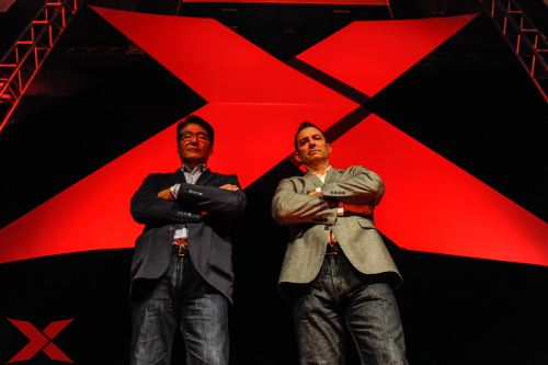 XFC CEO Edward Jung & President Myron Molotky