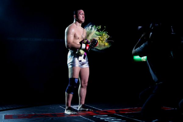 Shungo Oyama retired from MMA in Pancrase 263