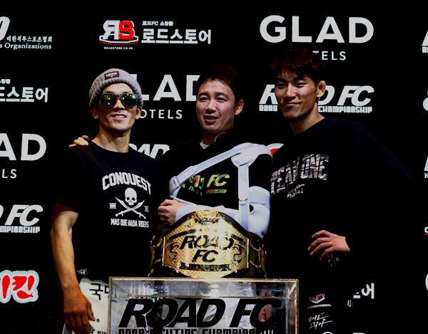 Lee Kil-Woo vs. Lee Yoon-Jun