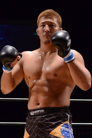 Yone Maeda is a rookie from team D Plus with a pro MMA record of 4-1