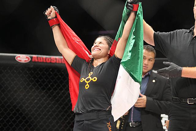 WSOF women's atomweight champion Jessica Aguilar