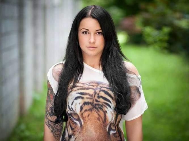 Polish prospect Izabel Badurek