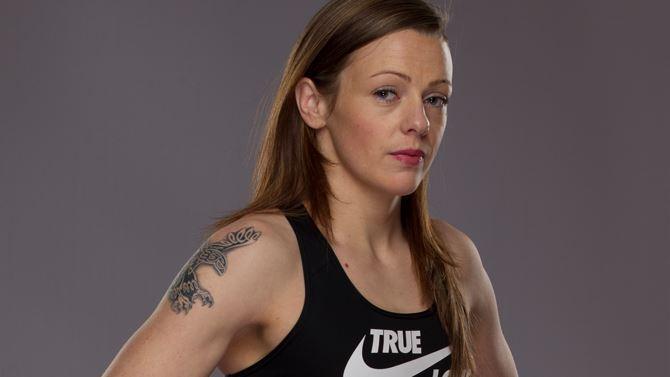 TUF 20 cast member Joanne Calderwood