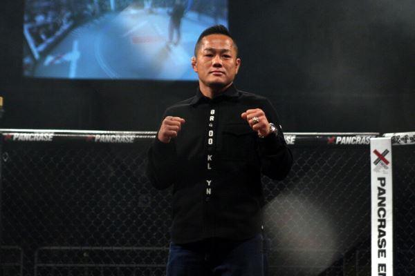 WEC / DREAM veteran Hiroyuki Takaya