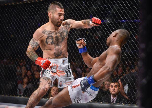 UFC veteran Damacio Page