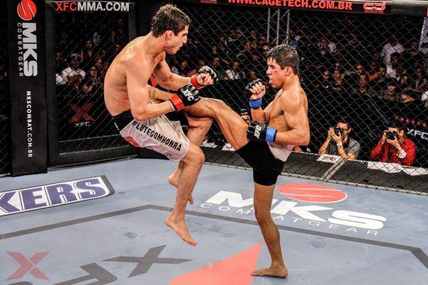 Bruno Azevedo defeats Allan Nascimento
