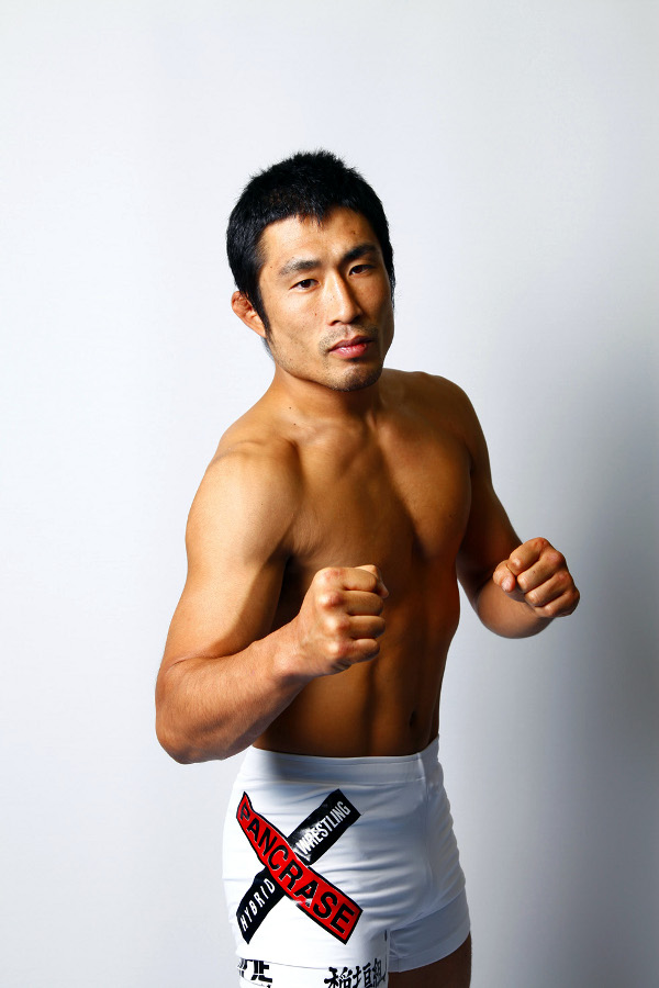 At age 33, with 51 pro MMA fights in his resume, Yoshiro Maeda is still looking to make a noise in the Japanese MMA