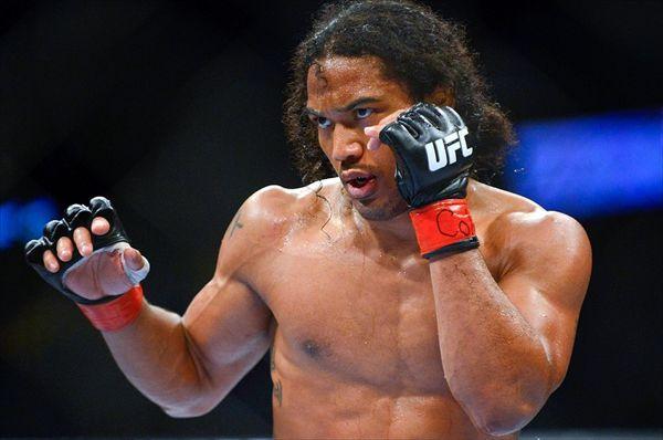 Former UFC lightweight champion Benson Henderson
