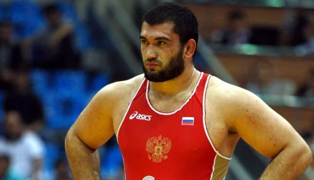 Olympic medalist Bilyal Makhov