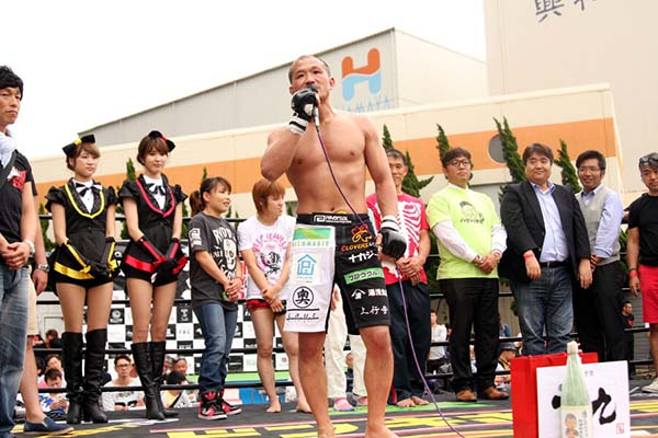 Kazunori Yokota shared his future plans with the fans after winning at the headliner of Funabashi Bom-Ba-Ye