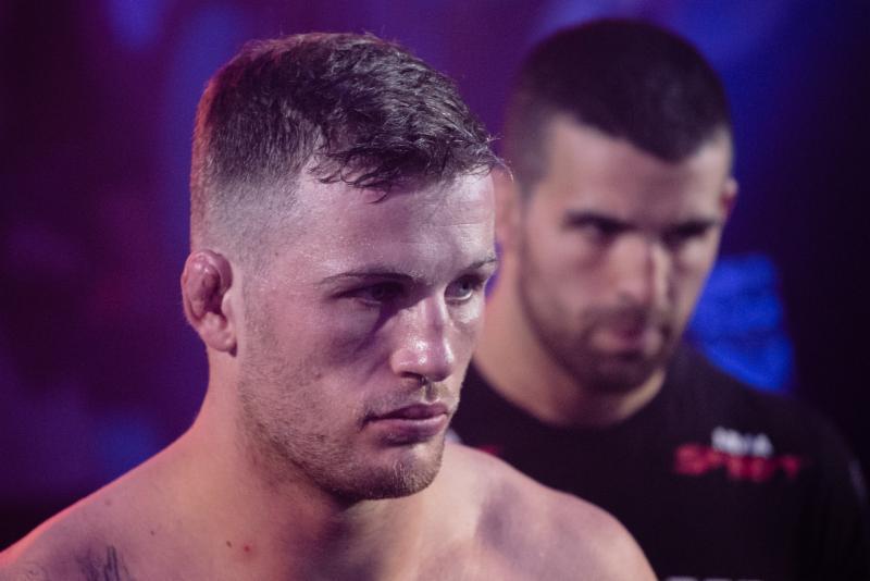 MMA sperstar Stephan T-800 Puetz