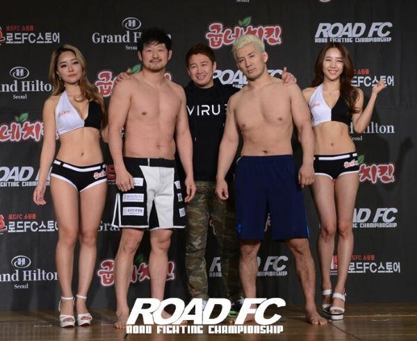 Yoon vs Daiju