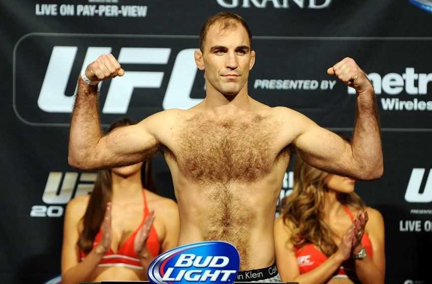 UFC veteran Brian Ebersole