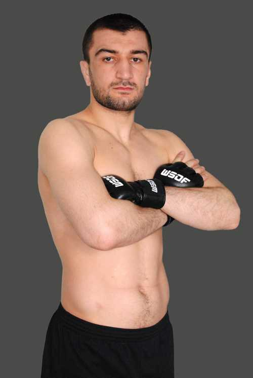 Abubaksr Nurmagomedov