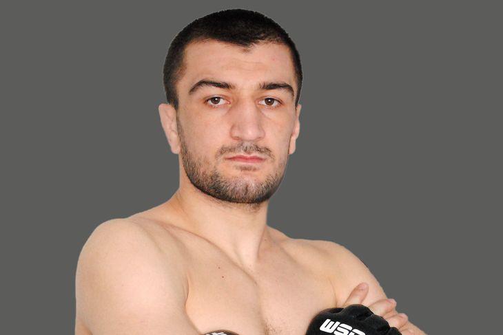 WSOF fighter Abubakar Nurmagomedov