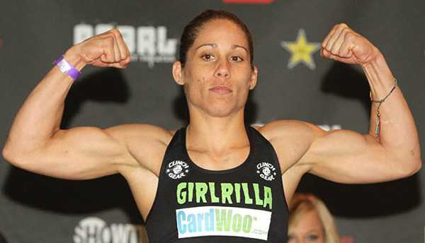 Former title challenger Liz Carmouche