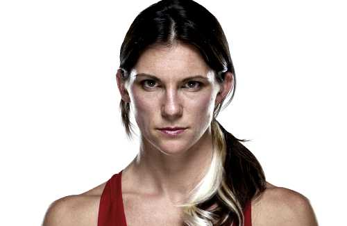 Colleen Schneider is 33-year old. 7-6 in pro MMA, and also she is a third degree in Tae Kwan Do