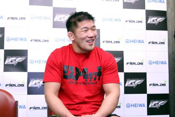 Satoshi Ishii became world's best in judo and he wants to do the same in MMA
