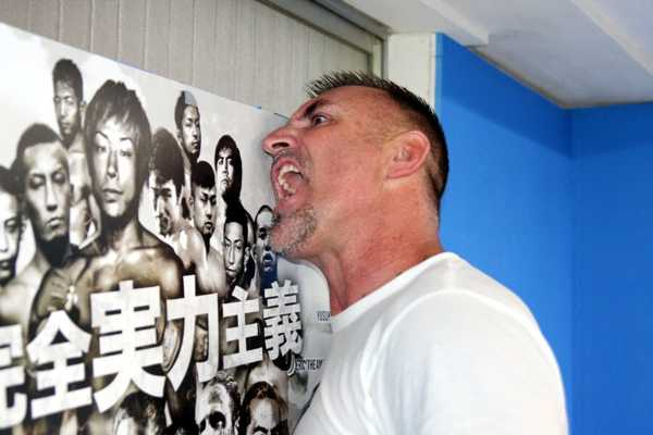 "Shannon ""The Cannon"" Ritch lost all of three fights in Japan back in the early 2000 yet at age 44, on this Sunday, he is getting another chance to prove himself"