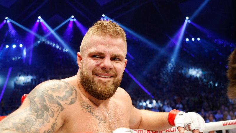 KSW heavyweight champion Karol Bedorf