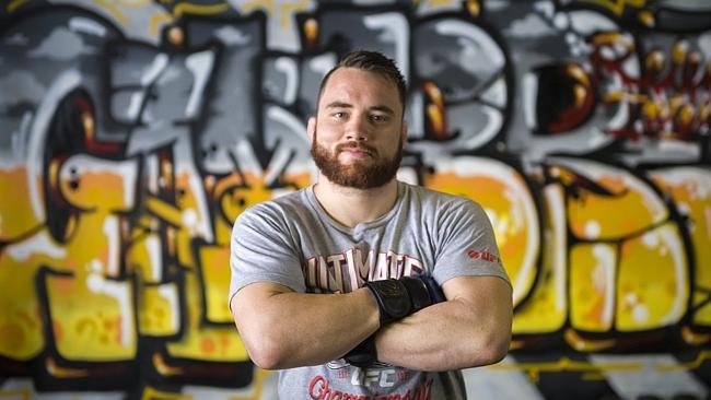 TUF: Nations veteran Brendan O'Reilly