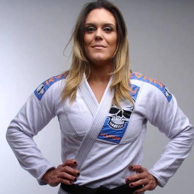 ADCC champion Gabi Garcia