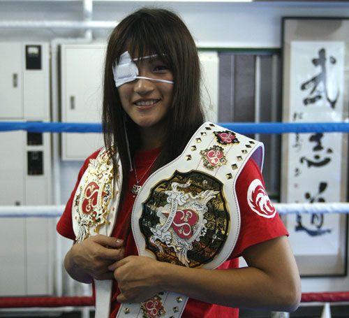 Three-time S-Cup champion Rena Kubota