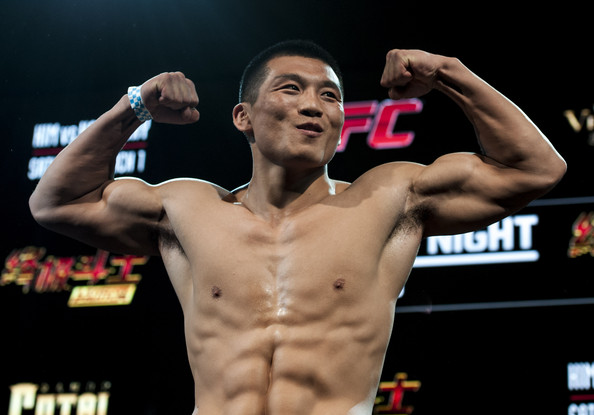 TUF China winner Zhang Lipeng