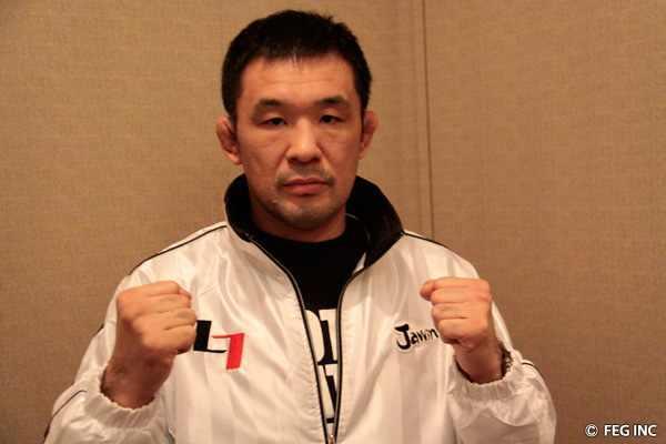 MMA legend Kazushi Sakuraba