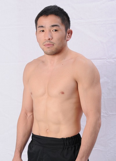 A 31-year old Haruo Ochi is going down to 115 lbs division for the first time in his carer