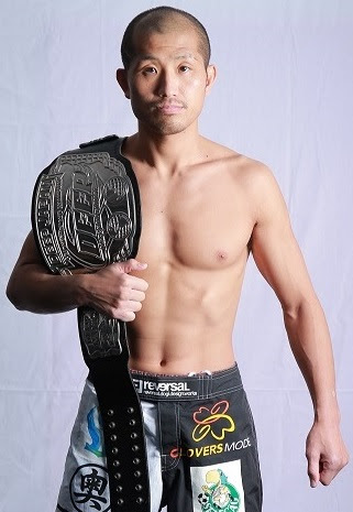 The current DEEP featherweight champion Kazunori Yokota is looking to extend his win streak to 15 against Masakazu Imanari in DEEP 74
