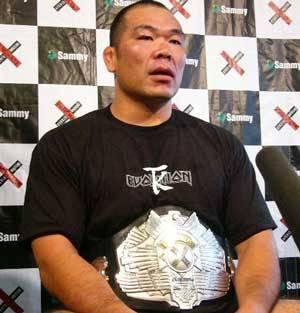 MMA veteran Tsuyoshi Kohsaka