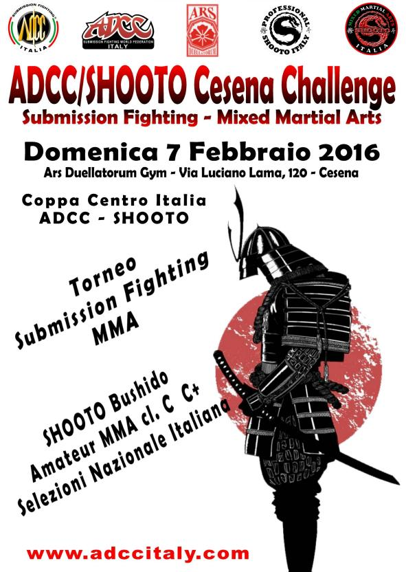 ADCC Italy Cesena Challenge 2016