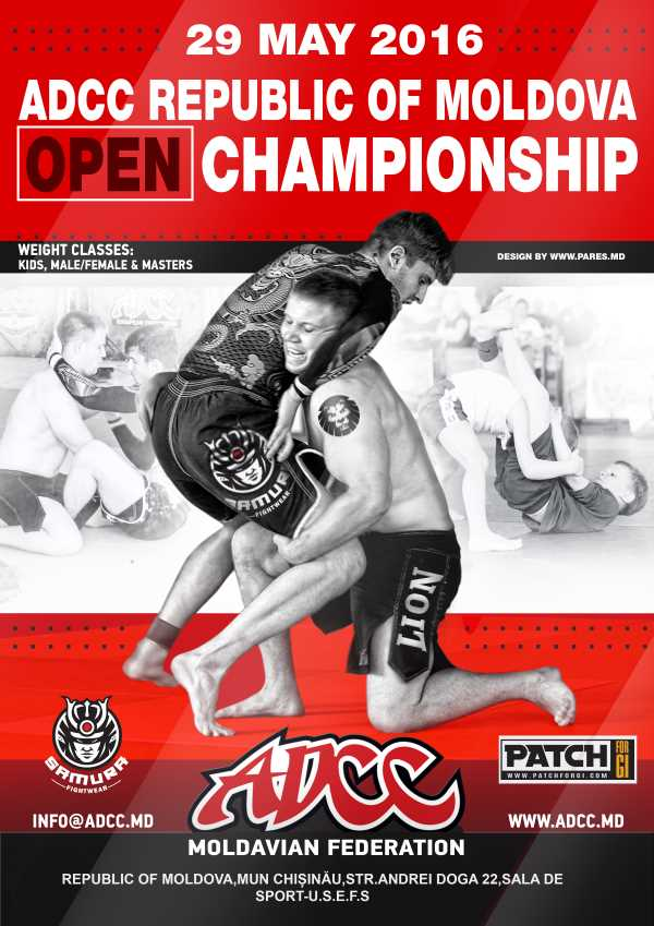 ADCC Moldova Open 2016 May