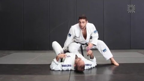 Thabet Al Taher Knee on Belly Attack system Part 1 of 2 YouTube Thumbnail