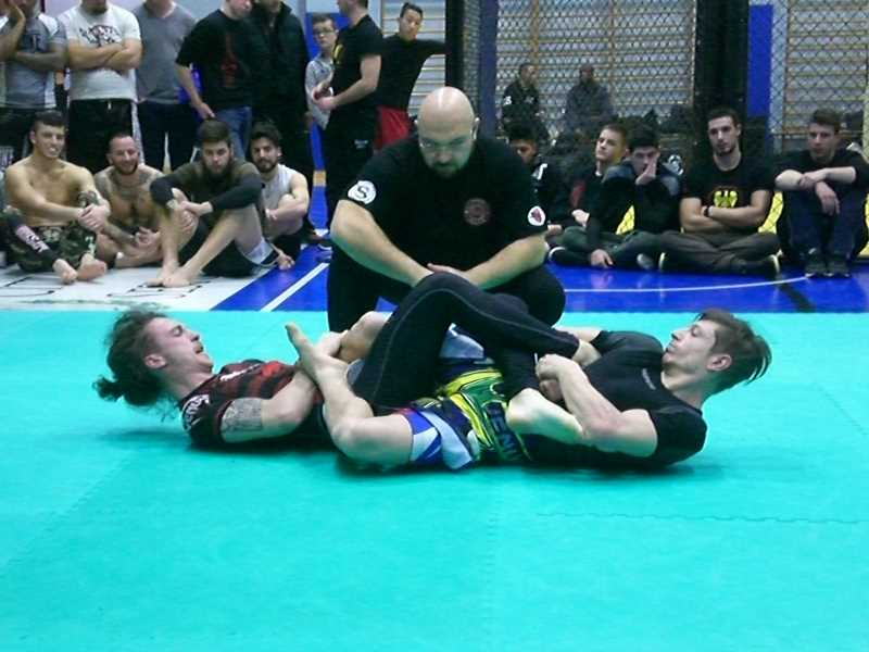 Italy 3rd Milano Challenge ADCC 2016 - 1