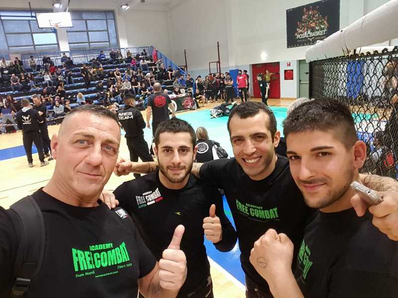 Italy 3rd Milano Challenge ADCC 2016 - 10