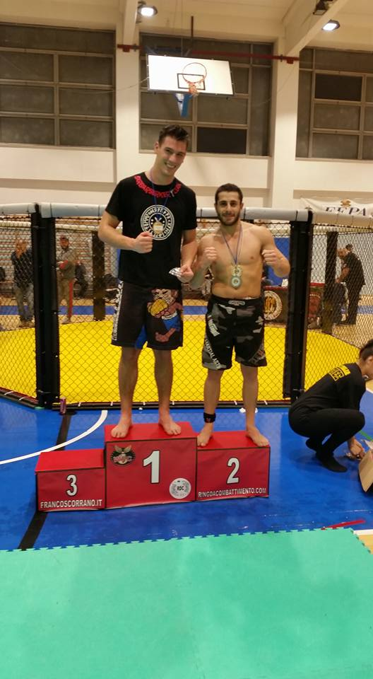 Italy 3rd Milano Challenge ADCC 2016 - 12