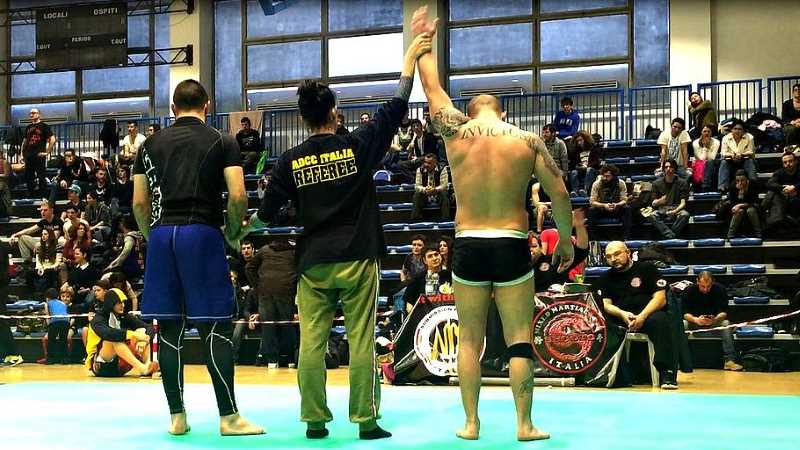 Italy 3rd Milano Challenge ADCC 2016 - 4