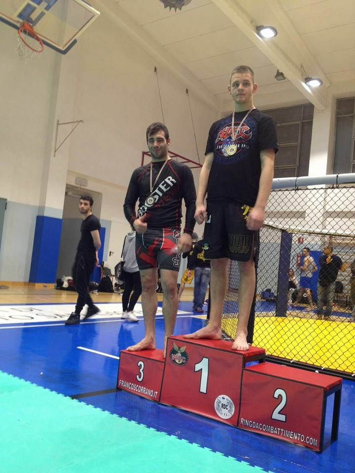 Italy 3rd Milano Challenge ADCC 2016 - 6