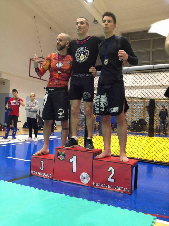 Italy 3rd Milano Challenge ADCC 2016 - 8