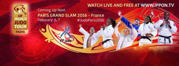 Paris Grand Slam 2016