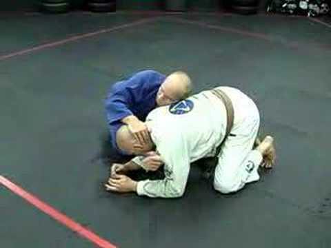 "TekNik12 - Darce Choke ""Crotch Grab"" Defense & Escape YouTube Thumbnail"