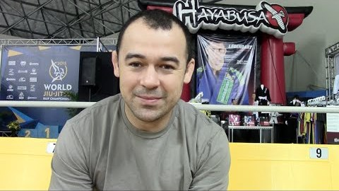 Marcelo Garcia Advice To White Belts! YouTube Thumbnail