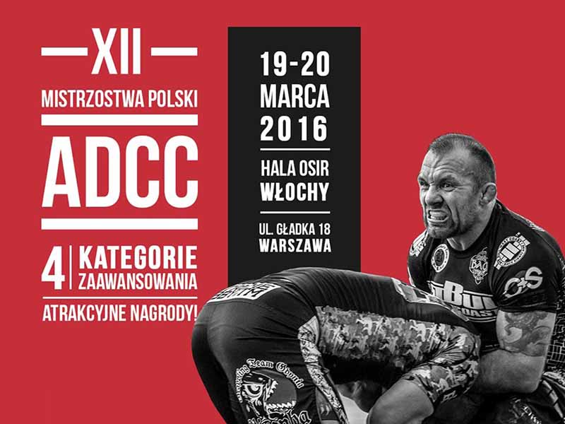 ADCC Poland National 2016 MArch