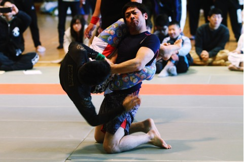 Japan South Open ADCC 2016 - 3