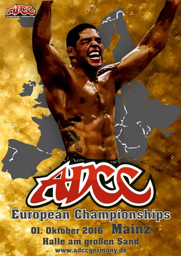ADCC 1st European Trials 2016