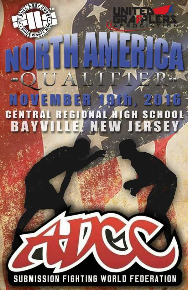 ADCC 1st North American Trials 2016