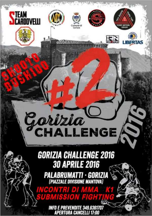 ADCC Italy 2nd Gorizia Challenge 2016 April